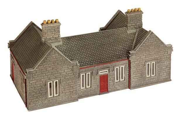 Bachmann 44 175 stone station for 44 175